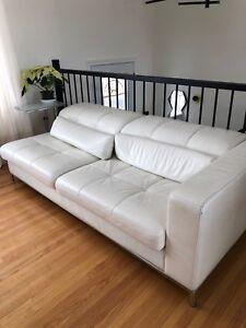 Sofa cuir vente rapide