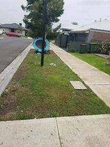 LAWN MOWING AND RUBBISH REMOVAL