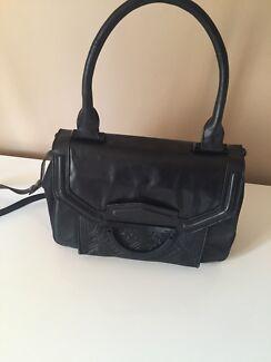 Mimco Gattaca satchel - black  Maryland 2287 Newcastle Area Preview