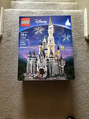 LEGO Disney Princess The Disney Castle (71040) Brand New. Hard To Find