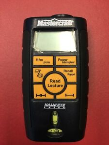 Mastercraft Hawkeye laser Distance measure / Finder
