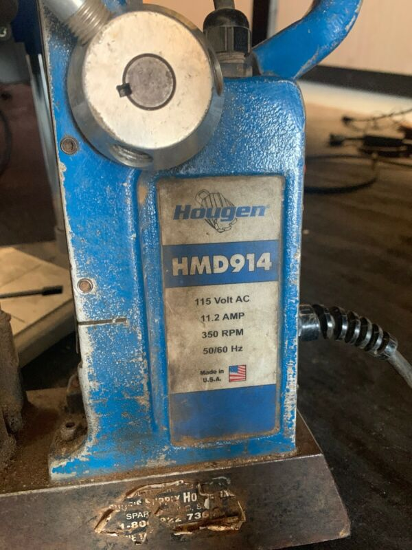 Hougen HMD914 115V Magnetic Drill Press Made in USA #TOOLS