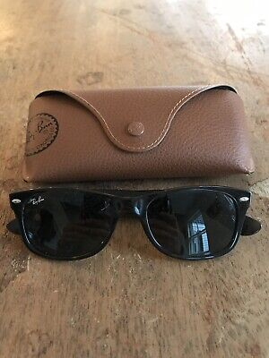 Mens Ray-Ban New Wayfarer Sunglasses , used for sale  Bellport