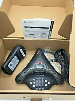 Polycom Voicestation 300 Conference Phone 2201-17910-001 W Wall Module Cable