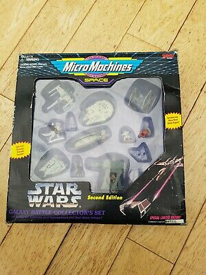 Star Wars Micro Machines Set