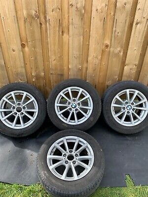 BMW 3 SERIES ALLOY WHEELS AND TYRES 205/60R16 BMW6796236