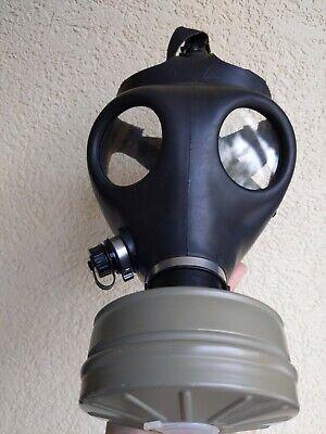 Gas Mask Israeli M15 Civilian Adult W New Nato Filter