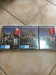 Season 1, 2 + 3 Downton Abby Maida Vale Kalamunda Area Preview