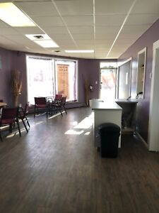 Commercial Space  for Lease in Downtown Fort Saskatchewan