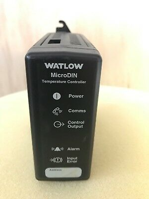 Watlow Ud1a-1ces-0000 Microdin Temperature Controller