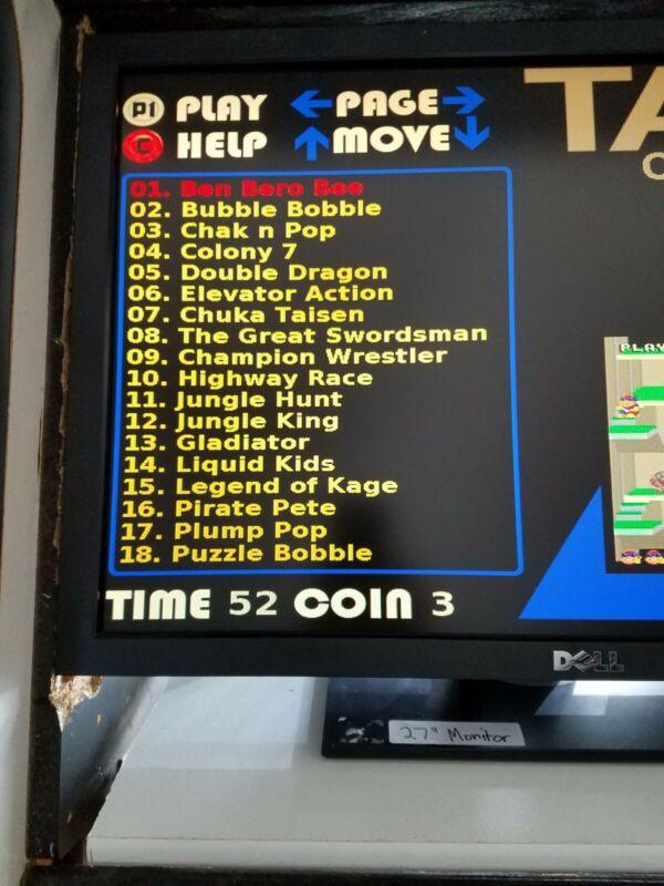 Multi Taito arcade jamma pcb