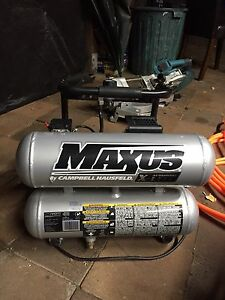 Maxus x-lite air compressor Mount Lewis Bankstown Area Preview
