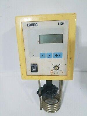 Lauda Type E100 Water Bath Circulating Heater