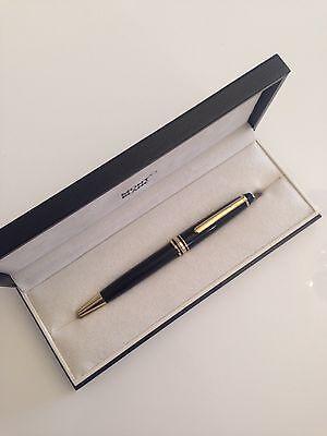 MONTBLANC *MST* Gold Classique Kugelschreiber Ballpoint NP:350€ -788