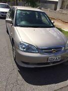 Honda Civic  133000 km automatic  Blair Athol Port Adelaide Area Preview