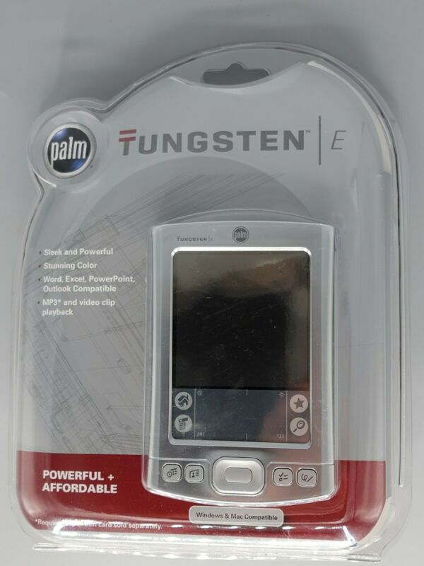Palm Tungsten E - Windows and Mac Compatible NEW & SEALED
