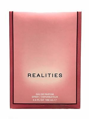 Edp Box - Realities Liz Claiborne EDP Perfume Spray 3.4 oz - New In Box