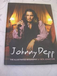 the Illustrated Biography Johnny Depp
