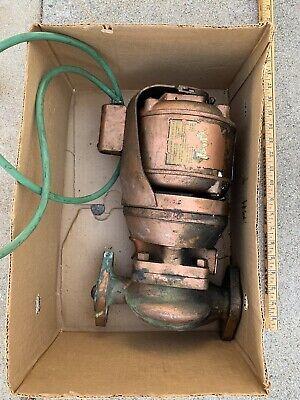 Bell And Gossett Circulating Pump