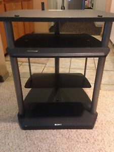 Sony T.V. and Game Stand