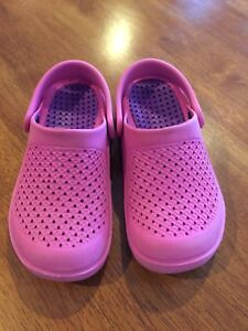Pink shoes - size 12