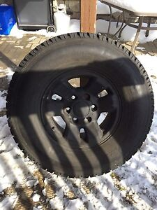 Truck Snow Tires