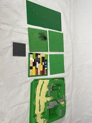 Lego Baseplates Base Plates Brick Building