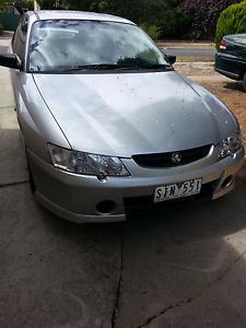 2003 Holden s commodore sedan Golden Square Bendigo City Preview