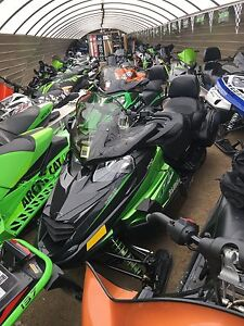 2010 Arctic Cat TZ1 Touring Turbo LXR Limited Edition