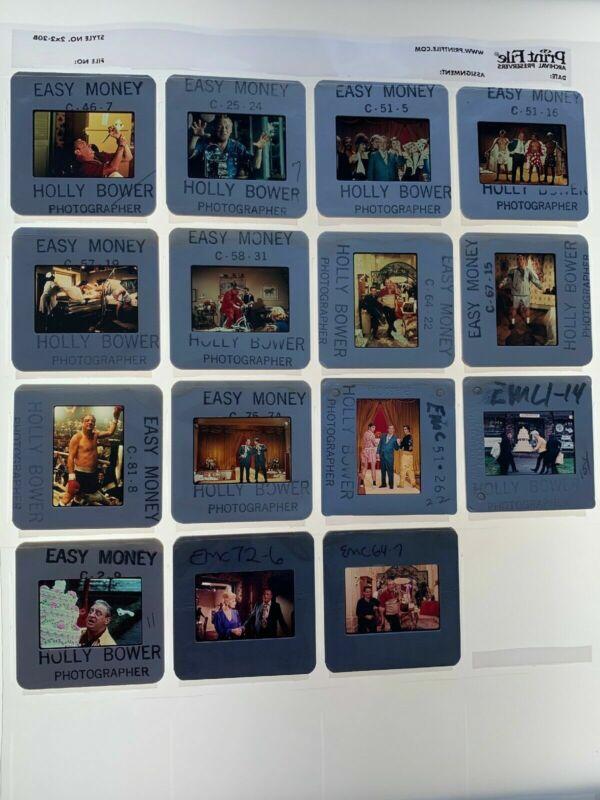 Easy Money Rodney Dangerfield Movie 35mm Slides Press Promo 1983 Vtg Lot of 15