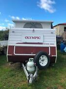 2004 Olympic 1000 Pop-Top Caravan Cygnet Huon Valley Preview