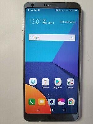 LG G6 - H871 - 32GB - Ice Platinum (AT&T+GSM Unlocked) Smartphone