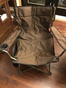 3 Camp Chairs