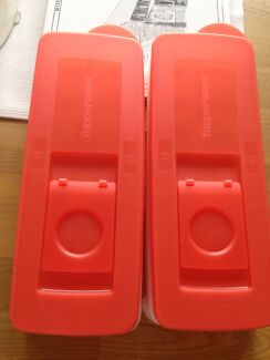 Tupperware Ice cube trays  Deakin South Canberra Preview