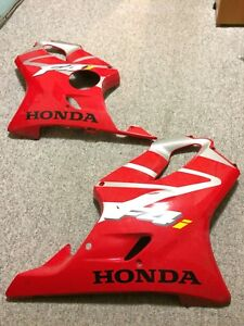 1999 - 2004 CBR600 plastics / Fairings Left Right