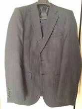 Reiss Pinstripe Suit Kedron Brisbane North East Preview