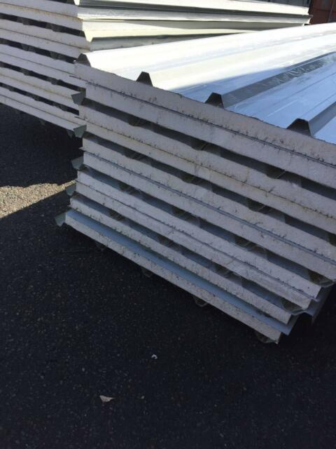Eps Roof Insulated Trim Deck Panels 50 Per Lm Plus Gst