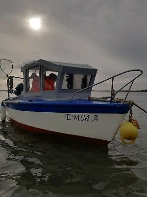 19ft Fishing Boat