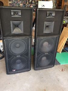 Sound Tech speakers