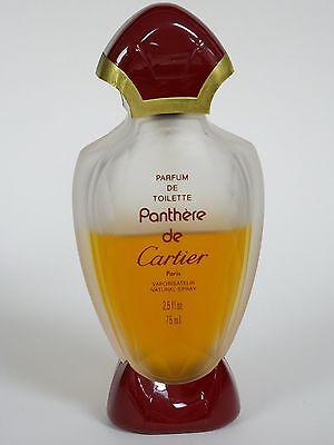 RARE PANTHERE DE CARTIER 2.5 OZ PARFUM DE TOILETTE SPRAY LIGNE VOYAGE FOR WOMEN