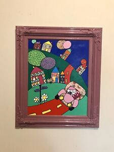 Quirky Original Art - Painting Beckenham Gosnells Area Preview