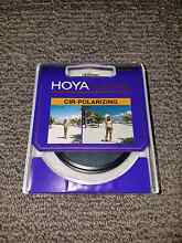 HOYA filter dslr circular polarizing lens protect camera South Yarra Stonnington Area Preview