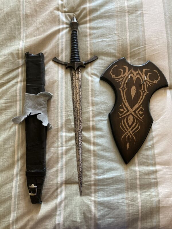 United Cutlery Lord of the Rings Hobbit Morgul Blade With Scabbard