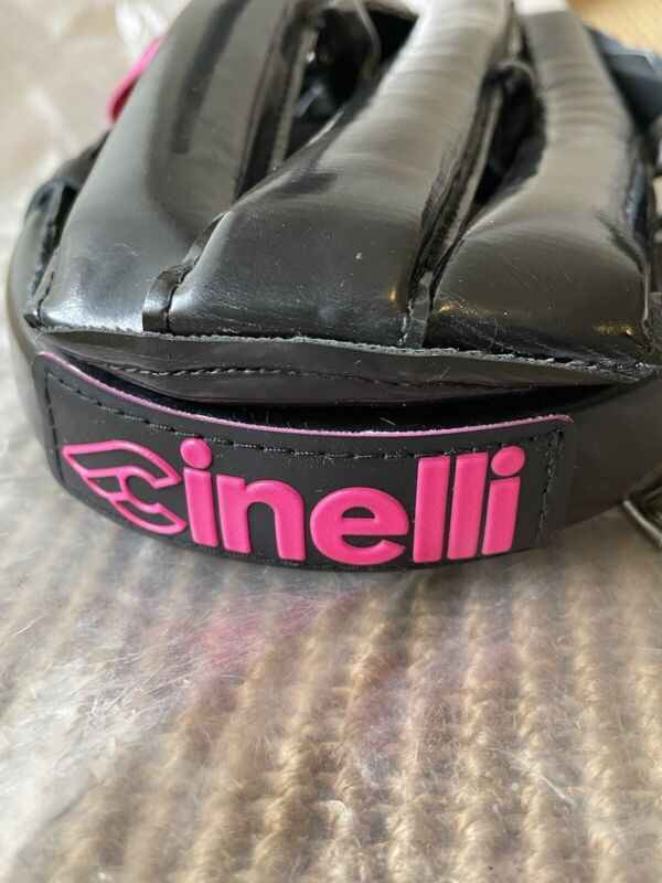 Vintage CINELLI cycling pista helmet retro eroica leather track fixed italy