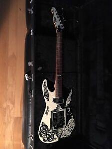 ESP SERPENT George Lynch Signature Electric Guitar RARE