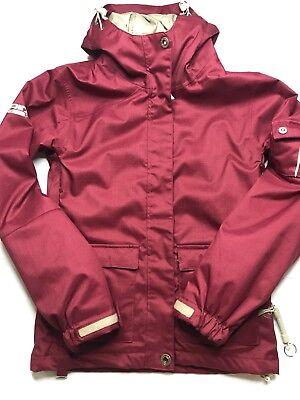 6161e2b191580 Ride Snowboards Cell Five Ski Jacket Women s Size XS