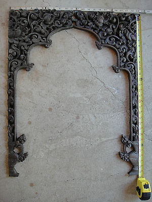 Tibetan Buddhist Shrine enclosure architectural historical authentic casting