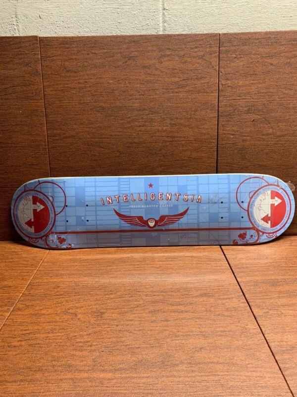 Intelligentsia Roasted Coffee Skateboard Deck New  Affiliate Skate Boards