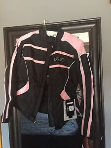 Ladies motor bike jacket West Lakes Charles Sturt Area Preview
