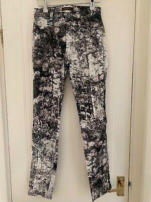 James Jeans. Black print. Size 26 (8)